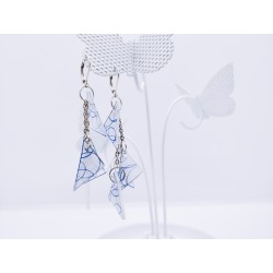 Boucles triples triangles