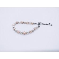 Bracelet perles nacre