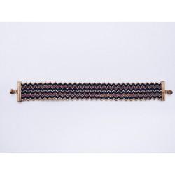 Bracelet zigzag