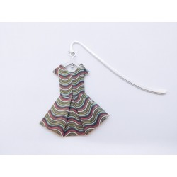 Marque-page petite robe...