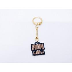 Porte-clefs cartable